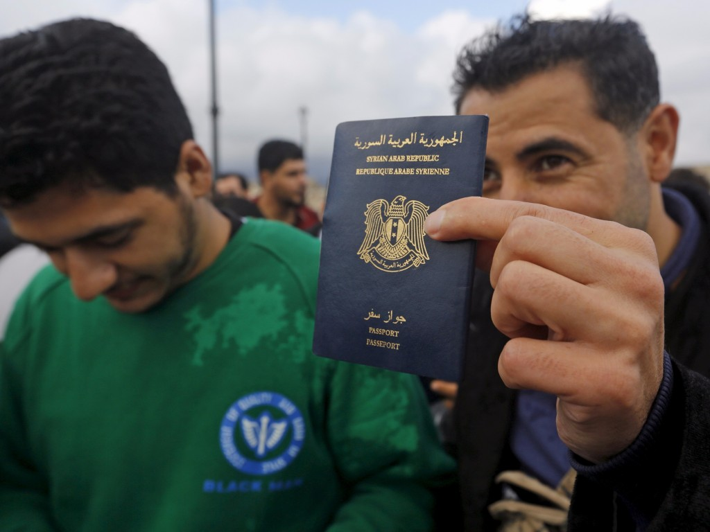 migrants-are-buying-fake-syrian-passports--and-it-could-disrupt-an-already-fragile-political-climate